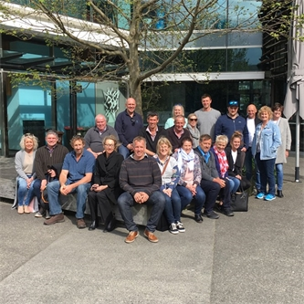 A capital trip for Meridian and Ruralco clients