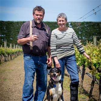 Pouring years of experience into a seriously drinkable wine