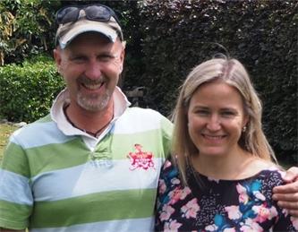 Award reflects couple's environmental commitment