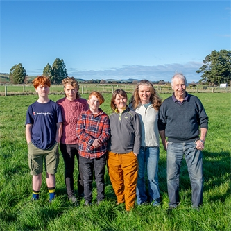 Biofeed a Long-Time Family Affair