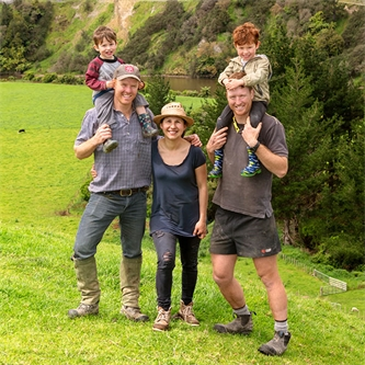 Taranaki hills yield new promise