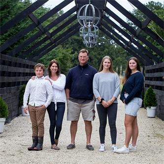 Farm reinvented as wedding venue