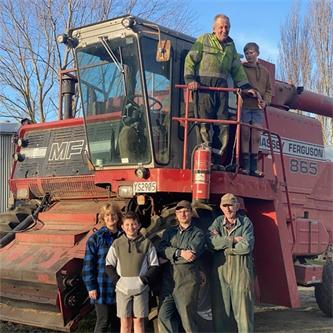 Family works to keep farm footprint light