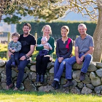 Velvet success for Rupert family