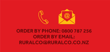Order by phone or email