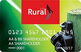 Ruralco Card